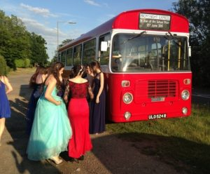 Prom Night Express Single Decker