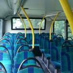 Cardinal Bus interior