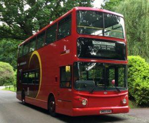 Cardinal Buses Fleet TA324