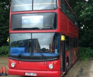 Cardinal Buses Fleet Trident 70 seats