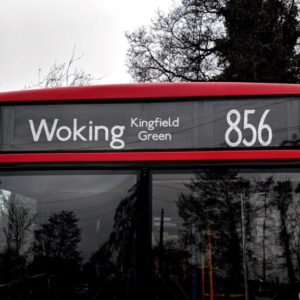 856-woking-college-bus