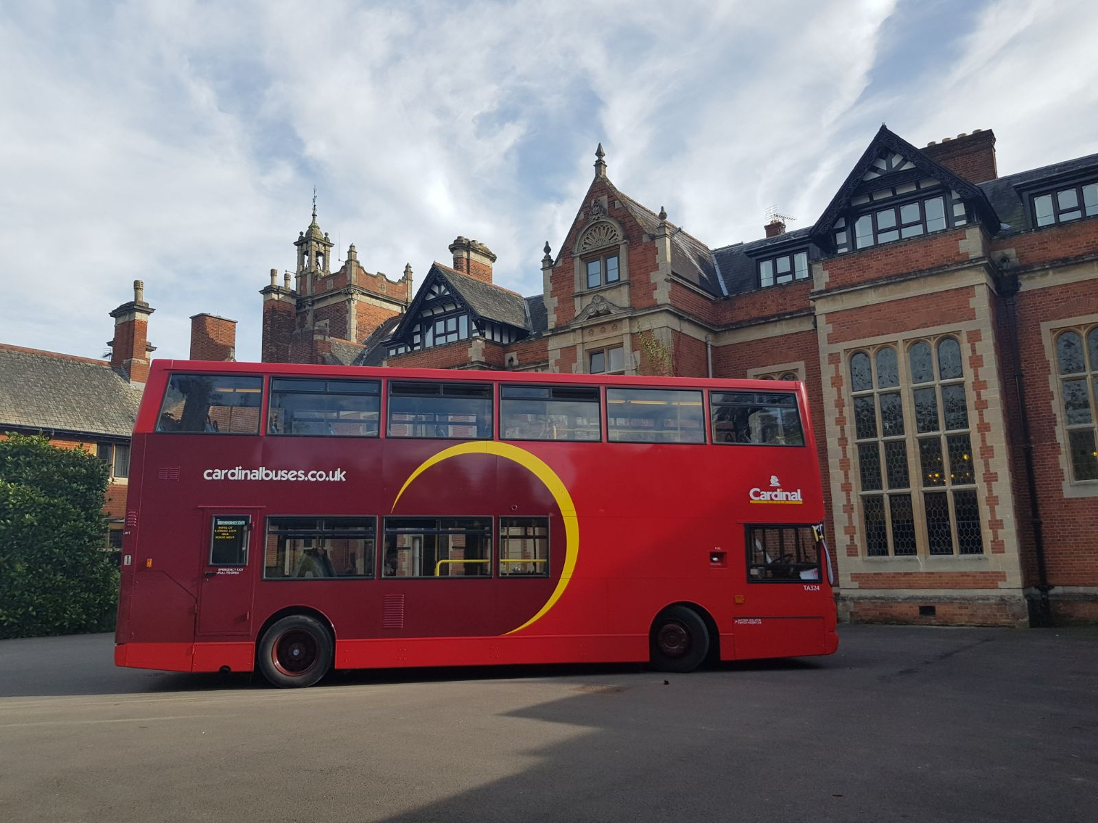 Private Bus Hire ⋆ Cardinal Buses